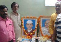 राष्ट्रवादी जन कांग्रेस ने गांधी व शास्त्री जी को याद किया