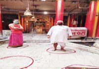 माँ आरण्य देवी जी का दरबार कल से सभी भक्तों के लिए खोलने का निर्णय हो गया है
