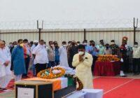 बिहटा के लाल सुनील कुमार भी गिलवान घाटी मे देश के लिए शहीद हुआ,शव पहुँचा पटना एयरपोर्ट