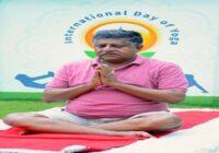 योग से ही रोगों का निदान:- रविशंकर प्रसाद
