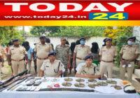 मुंगेर पुलिस का तीन दिनों तक लगातार आपरेशन, एसटीएफ जमालपुर और जिला पुलिस की संयुक्त कार्रवाई