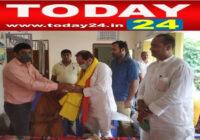 पालीगंज विधानसभा क्षेत्र के ग्राम काब में भाजपा सांसद का जन संवाद कार्यक्रम आयोजित हुआ