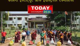 कोरोना के विरुद्ध जंग में ओडिशा का किट विश्वविद्यालय मोर्चे पर सबसे आगे