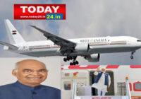 विशेष विमान एयर इंडिया वन-बी777