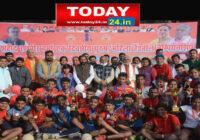 भोजपुर को हरा पटना बना (महिला/पुरुष) एकदिवसीय हैंडबॉल प्रतियोगिता का चैंपियन