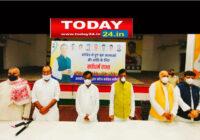 कोविड से दिवंगत आत्माओं की शांति के लिए सर्वधर्म प्रार्थना सभा का आयोजन